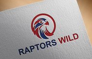 Raptors Wild Logo - Entry #84