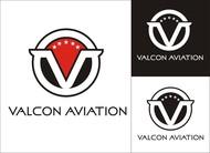 Valcon Aviation Logo Contest - Entry #142