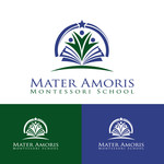 Mater Amoris Montessori School Logo - Entry #558
