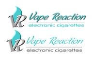 Vape Reaction Logo - Entry #83