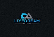 LiveDream Apparel Logo - Entry #215
