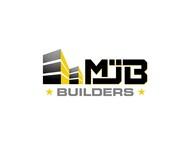 MJB BUILDERS Logo - Entry #111