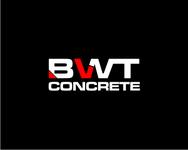 BWT Concrete Logo - Entry #391