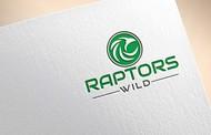 Raptors Wild Logo - Entry #357