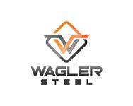 Wagler Steel  Logo - Entry #196