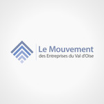 Le Mouvement des Entreprises du Val d'Oise Logo - Entry #36