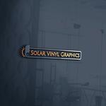 Solar Vinyl Graphics Logo - Entry #186