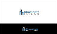 Kingsgate Real Estate Logo - Entry #87