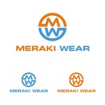 Meraki Wear Logo - Entry #382