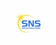 SNS Solar Solutions Logo - Entry #66