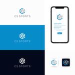 CS Sports Logo - Entry #398