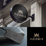 Adonis Logo - Entry #168