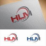 HLM Industries Logo - Entry #228