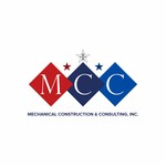 Mechanical Construction & Consulting, Inc. Logo - Entry #4