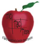 TicTacTest Logo - Entry #21