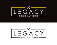 LEGACY RENOVATIONS Logo - Entry #136
