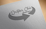 Drifter Chic Boutique Logo - Entry #163