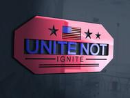 Unite not Ignite Logo - Entry #138