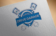 Hard drive garage Logo - Entry #10