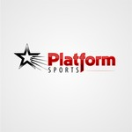 "Platform Sports "" Equipping the leaders of tomorrow for Greatness."" Logo - Entry #62"