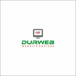Durweb Website Designs Logo - Entry #157