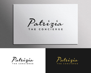 Patrizia The Concierge Logo - Entry #48