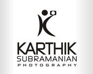 Karthik Subramanian Photography Logo - Entry #94