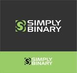 Simply Binary Logo - Entry #125