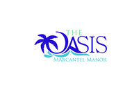 The Oasis @ Marcantel Manor Logo - Entry #79