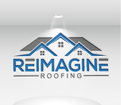 Reimagine Roofing Logo - Entry #130