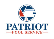 Patriot Pool Service Logo - Entry #140