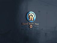 Rams Duty Free + Smoke & Booze Logo - Entry #64