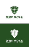 Covert Tactical Logo - Entry #39