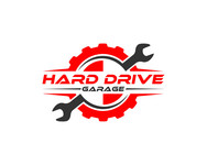 Hard drive garage Logo - Entry #160