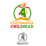 Chattanooga Chilihead Logo - Entry #15