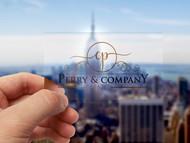 C.P. Perry & Company, Inc. Logo - Entry #60