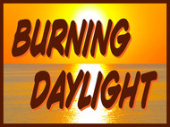 Burning Daylight Logo - Entry #59