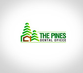 The Pines Dental Office Logo - Entry #17