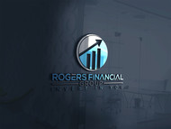 Rogers Financial Group Logo - Entry #172