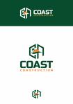 CA Coast Construction Logo - Entry #47