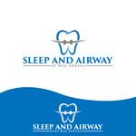 Sleep and Airway at WSG Dental Logo - Entry #140