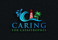 CARING FOR CATASTROPHES Logo - Entry #44