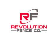 Revolution Fence Co. Logo - Entry #25