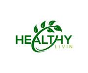 Healthy Livin Logo - Entry #464