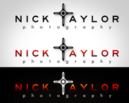 Nick Taylor Photography Logo - Entry #122
