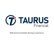 "Taurus Financial (or just ""Taurus"") Logo - Entry #357"