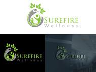 Surefire Wellness Logo - Entry #25