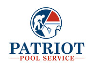 Patriot Pool Service Logo - Entry #143