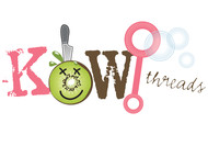 Kiwi Threads Logo - Entry #15