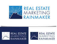 Real Estate Marketing Rainmaker Logo - Entry #11